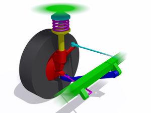 Регулировка схождения колес на ваз 2121 своими руками 106